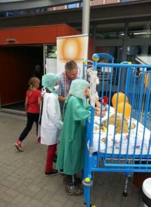 Tag der Offenen Tür im Elisabethen-Krankenhaus